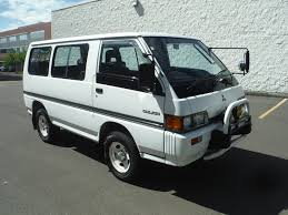 used 1989 mitsubishi delica 4x4 for sale in portland oregon by