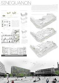 architectural layouts 155 best architecture presentation board images on