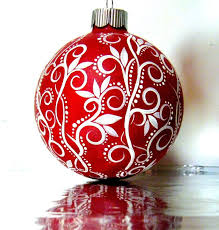233 best painted glass ornament images on