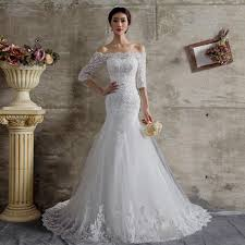 wedding dress for curvy mermaid wedding dresses with sleeves naf dresses