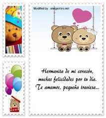imagenes para cumpleaños de mi hermana nuevos mensajes y cartas de cumpleaños para mi hermana frases y