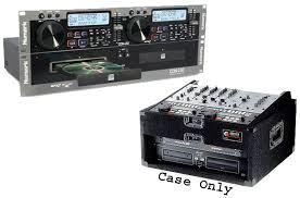 Audio Rack Case Numark Cdn450 Pro Audio Dj Rack Mount Dual Mp3 Cd Player U0026 Odyssey