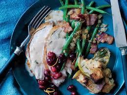 easy thanksgiving menus ideas cooking light