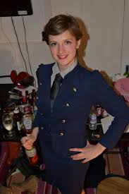 my girlfriend went as a wwii waves for halloween what do you