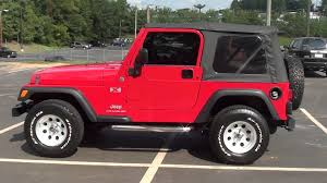 red jeep liberty 2005 for sale 2006 jeep wrangler x trail rated stk p5742 www