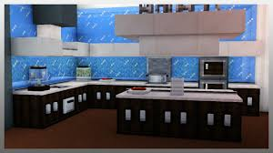 the best kitchen in minecraft actually works youtube