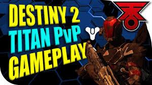 destiny 2 crucible countdown striker titan game play analysis