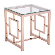 Gold Side Table Molly Gold Side Table Emfurn Ca