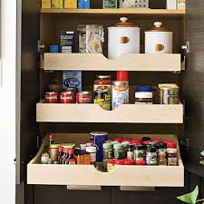 Slide Out Shelves by How To Deal With Pantry Pull Out Shelves Live Simply By Annie