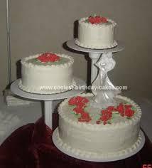 wedding cakes beautiful homemade wedding cakes