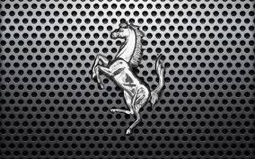 40 top selection of ferrari logo wallpaper