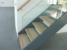 Banister Glass Q Railing Uk Google Search Stairs Pinterest