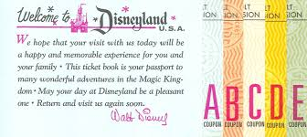 Six Flags Coupon Book Micechat News Big Price Increase Takes Effect Today At Disney