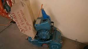 Lagler Hummel Floor Sander by Kunzle And Tasin Sirio Floor Sanding Machine Youtube