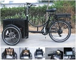 vélo avec siège bébé adulte tricycle avec siège enfant électrique mini vélo cargo pour