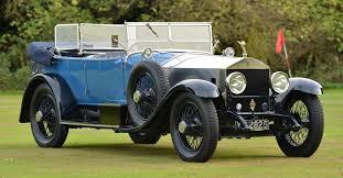 rolls royce vintage convertible 1922 rolls royce silver ghost barker tourer vintage u0026 prestige
