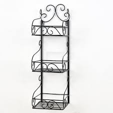 Wrought Iron Bathroom Shelves Aliexpress Com Buy Wrought Iron Wall Hanging Bath Receive