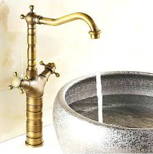 vintage kitchen faucet vintage kitchen faucets nickel the size of within faucet idea 6