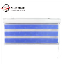 white motorized window roller blinds parts and remote control
