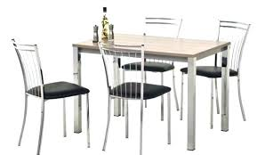 table de cuisine table de cuisine ronde blanche conforama design led socialfuzz me