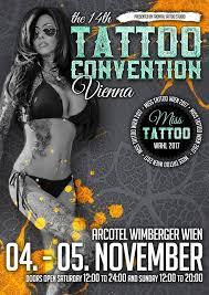 tattoo convention vienna 2017 tattooend tattoo studio