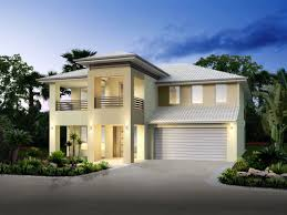 this double storey design offers a fresh approach to living with