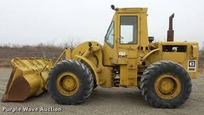 1977 caterpillar 950 wheel loader item db2884 sold febr