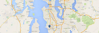 Bremerton Washington Map by Contact