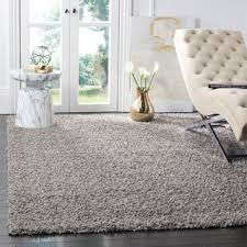 10 X 6 Area Rug Clay Alder Home Coldwater Shag Light Grey Area Rug 8 X 10
