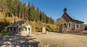 Wildfire Bc July 2015 by July 2017 Barkerville British Columbia