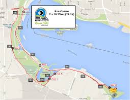 Utc Parking Map Course Maps U2013 Rev3tri