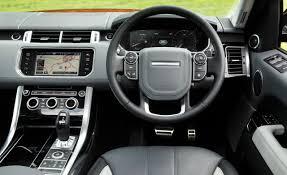 land rover range rover sport 2014 2014 land rover range rover sport interior top auto magazine