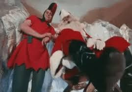 Christmas Story Meme - christmas story santa scene gifs tenor