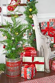 stunning green and red christmas trees pictures inspiration