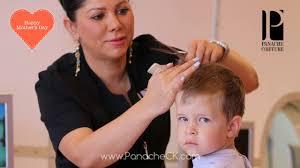 hair dresser s day panache kids hair salon happy mothers day youtube
