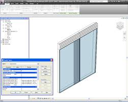 Revit Curtain Panel Revitcity Com Custom Shape Of Curtain Panel Results In Panel
