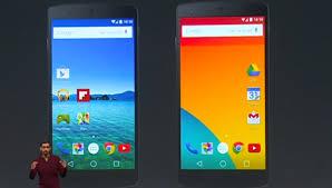android nexus android 5 0 l update for nexus 4 nexus 5 nexus 7 and nexus 10