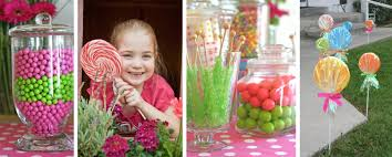 Candy Themed Party Decorations Candy Party Ideas Candy Themed