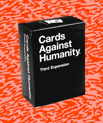 cards against humanity in stores cards against humanity promotion border wall