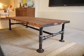 Rustic Coffee Table On Wheels Beautiful Industrial Rustic Coffee Table Es5gu Pjcan Org