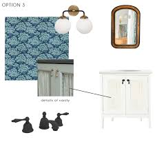 Powder Room Cabinets Vanities Ask The Audience Powder Room Vanity And A Sneak Peek Emily