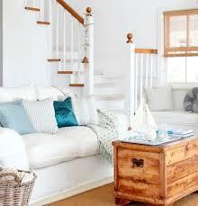 soft blue u0026 white decor ideas to turn your living room into a