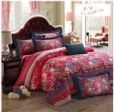 Gorgeous Bedding 10 Gorgeous Bohemian Style Bedding Sets