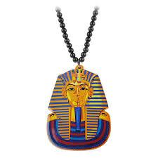 long necklace chains images New brand hip hop tutankhamun gold egypt pharaohs pendant necklace jpg