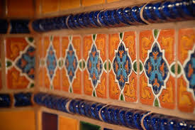 mexican tile mediterranean austin by clay imports