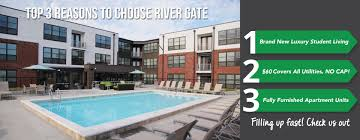 Rivergate Floor Plan by River Gate Apartments Ohio University Student Apartments In Athens