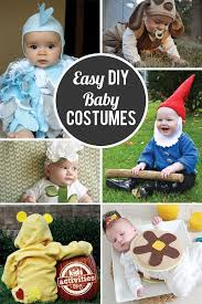 Baby Halloween Costumes Ideas 25 Homemade Baby Costumes Ideas Homemade