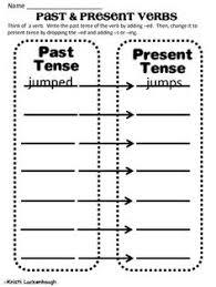 past tense worksheet first grade worksheets aquatechnics biz