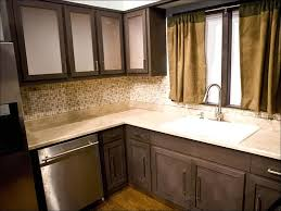 Color Schemes For Kitchens With Dark Cabinets Kitchen Design Kitchen Dark Kitchen Cabinets Light Island