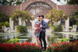 san diego wedding photographers san diego wedding photographer balboa park botanical garden